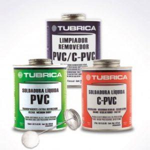 Soldadura y Limpiador Removedor PVC / CPVC TUBRICA