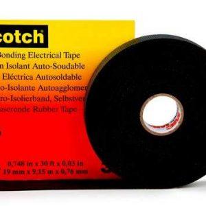 Tape Eléctrico 23 3M Autosoldable