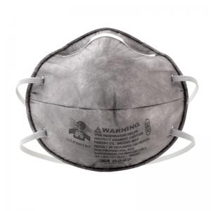 Respirador 8247 3M para partículas N95 y alivio Vapores orgánicos