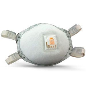 Respirador para partículas 8514 N95 y niveles molestos de Vapores Orgánicos