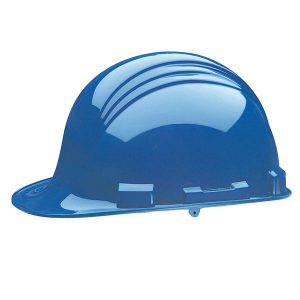 Casco de polietileno North A59 Azul